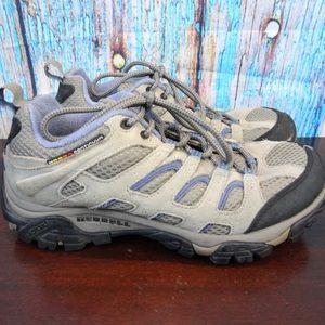Merrell Continuum lie hiking boots